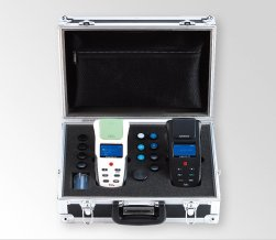 Drinking water analyzer set